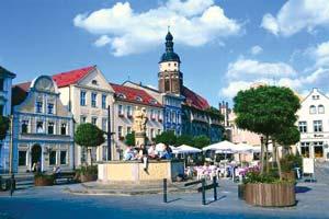 Stadt Dresden Cottbus